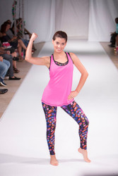 Tepuy Activewear at Palm Beach Fashion Week