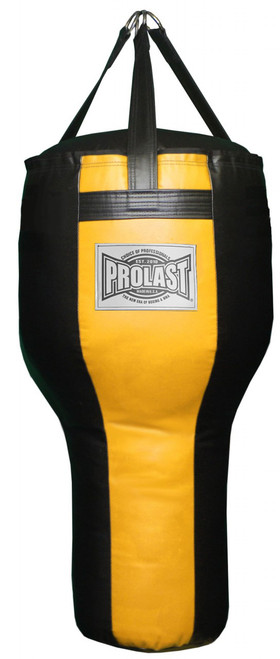 "PROLAST® ""BLACK AND YELLOW"" Angle Heavy Bag"