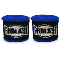 "PROLAST® PRO SELECT 180"" SEMI ELASTIC BLUE COLOR MEXICAN HAND WRAPS"