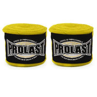 "PROLAST® SELECT 180"" SEMI ELASTIC YELLOW COLOR MEXICAN HAND WRAPS"