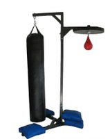 PROLAST® PRO Double Station Heavy Bag Stand Life Time Warranty