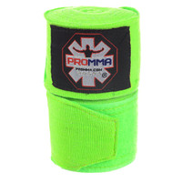 PRO MMA® SEMI-STRETCH Hand Wraps Volt Color