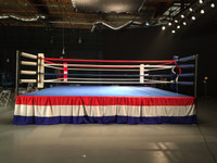 20 X 20 PRO BOXING RING - MADE IN USA