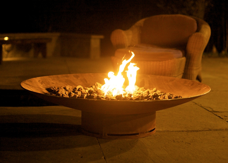 "Asia 48"" Fire Pit Art®"