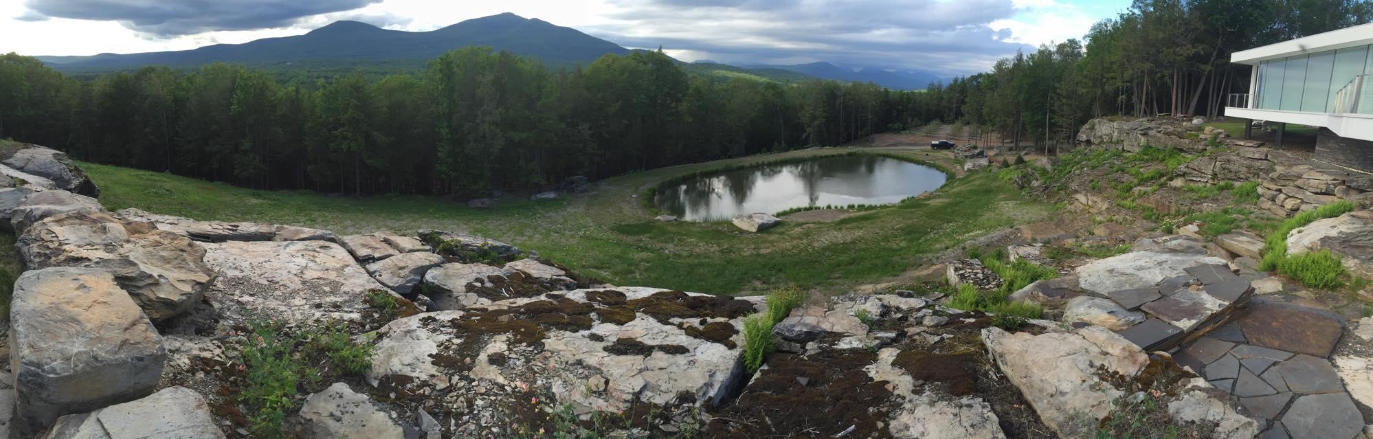 Pond Construction - NY, PA