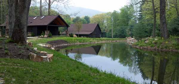 Pond Construction - PA Mill Pond