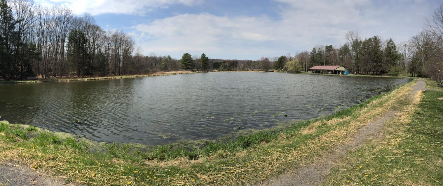 pond restoration in pennsylvania