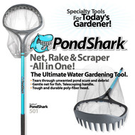Professional grade pond net