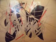 """RICHARD KARWOSKI LISTED NYC """"EASY TO LOVE"""" DRAWING"""