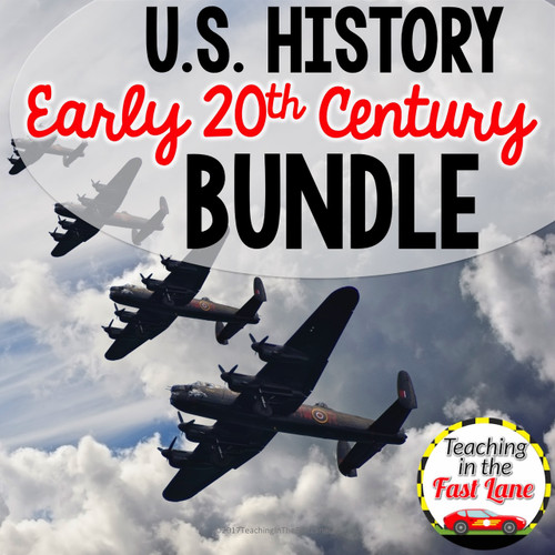 lesson marketplace th th grade us history after modern  early 20th century bundle