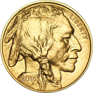 Gold Buffalo Brilliant Uncirculated - BU