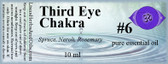 Chakra #6 3rd Eye Blend-10ml