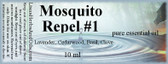 Mosquito Repel #1 Blend