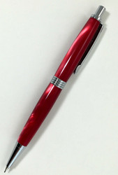 Lamar Mechanical Pencil in Red Madro