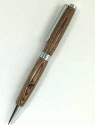 handmade wood pen