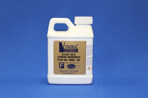Clear Self Curing Monomer (235mL)