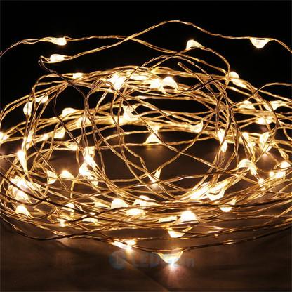 Starry String Lights Gorgeous TDLTEK Starry String Lights Power Adapter 60ft 60Led Warm