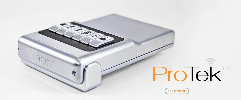 RFID Blocking ACM Wallet Card Holder Money Clip