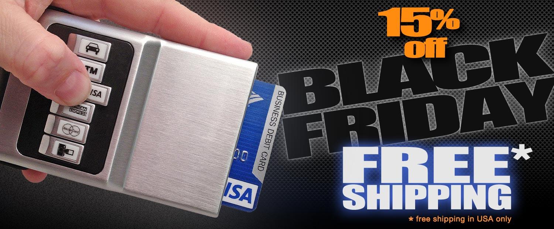 Black Friday Savings 15% use code blackfriday