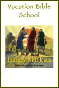 Journey with Jesus - Early Childhood (Middle Years)
