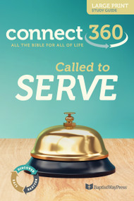 Called to Serve - Large Print Study Guide