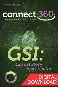 GSI: Gospel Story Investigator (Luke) - Premium Teaching Plans
