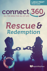 Rescue & Redemption - Large Print Study Guide