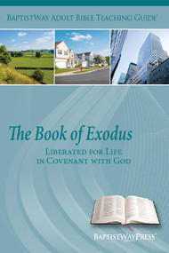 Contains 2 teaching plans and commentary on Exodus for each of the 14 lessons. Paperback; 186 pages.