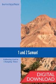 1 & 2 Samuel - Premium Teaching Plans