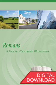 Premium digital teaching plans on Romans by Dr. Dennis Parrot.