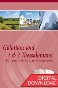 Galatians & Thessalonians - Premium Teaching Plans
