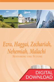 Ezra, Haggai, Zechariah, Nehemiah, Malachi - Premium Teaching Plans
