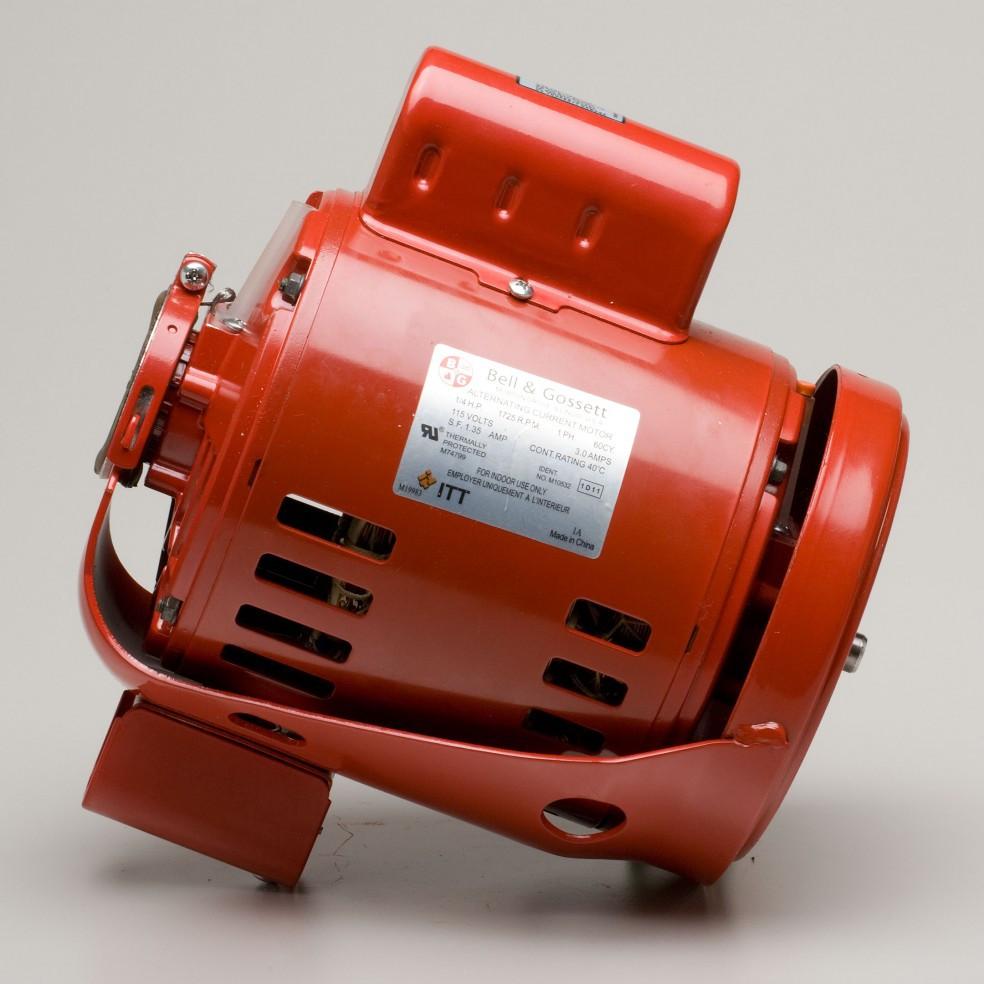 Bell gossett 111040 motor 1 4hp free shipping for Bell gossett motors