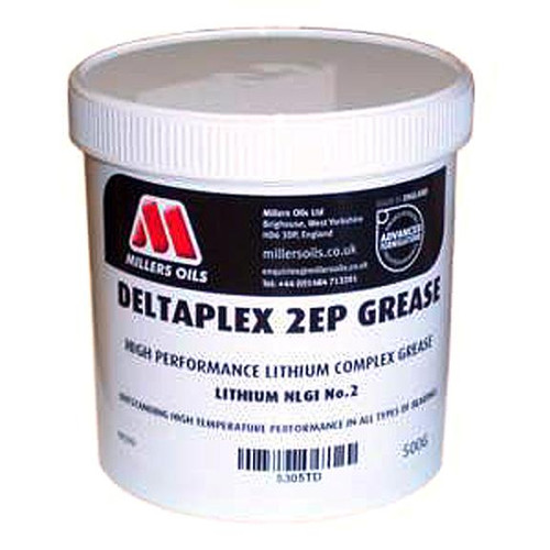 A premium quality lithium complex based grease with extreme pressure (EP) additives. Red in appearance.