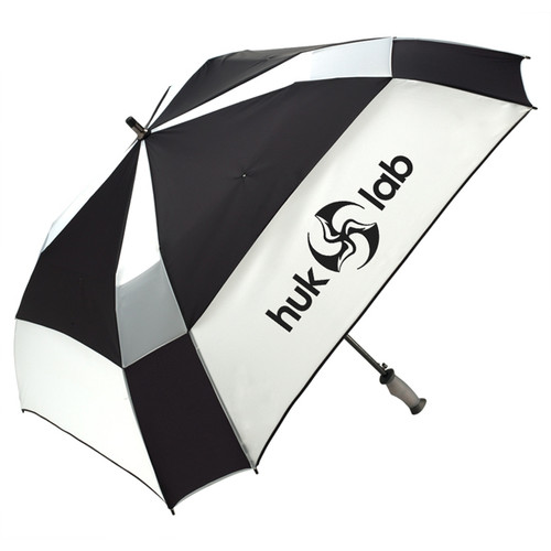 HukBrella Max black/ white auto open