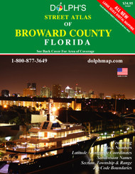 Broward County, FL Street Atlas 2018