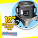 Ghost Air Dancer blower twelve inch diameter.