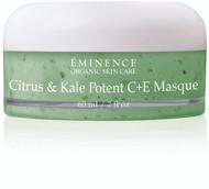 Citrus & Kale Potent C + E Masque