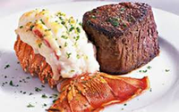 RedFish w Surf and Turf