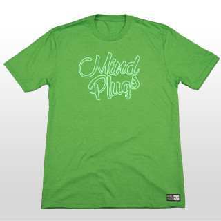 Blend Mens Green Graphic Tee at Mind Plugs