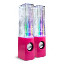 Dancing Water Speaker - Pink