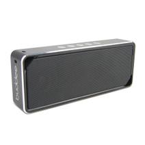 Metallic Bluetooth® Speaker - Black