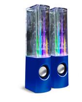 Dancing Water Speaker - Blue