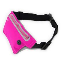Waist Pocket Belt - Pink