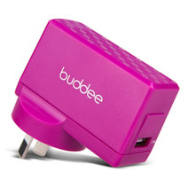 USB Wall Charger 2.4A - Pink