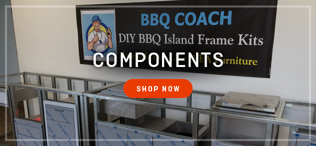Professional diy outdoor kitchen bbq island bbq coach 1 select modules solutioingenieria Image collections