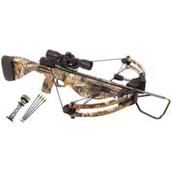 Parker Ambusher Crossbow Pkg. Next Vista w/4X MR Scope