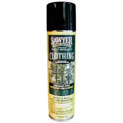 Sawyer Insect Repellent Gear/Clothing Permethrin 9 oz.