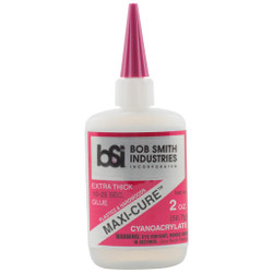 Bob Smith Maxi-Cure Glue  2 oz.