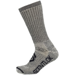 Scent-Lok Thermal Boot Sock Grey Large